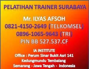 TOT TRAINER SURABAYA 0821-4150-2649