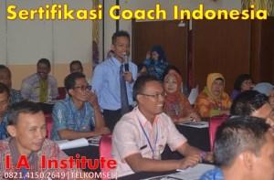 Sertifikasi Coaching Indonesia
